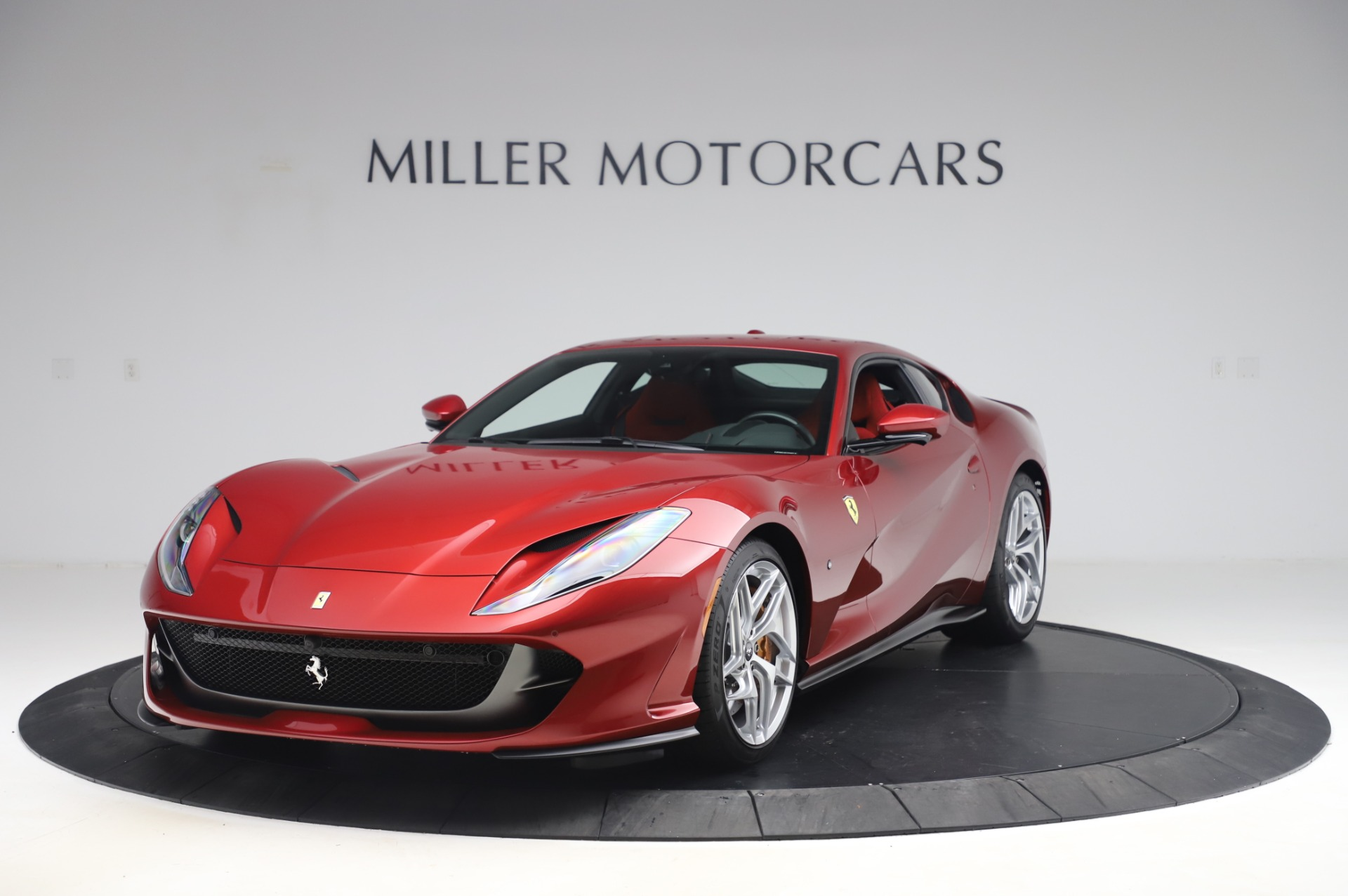 Used 2020 Ferrari 812 Superfast for sale Sold at Bentley Greenwich in Greenwich CT 06830 1