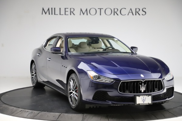 Used 2017 Maserati Ghibli S Q4 for sale Call for price at Bentley Greenwich in Greenwich CT 06830 11