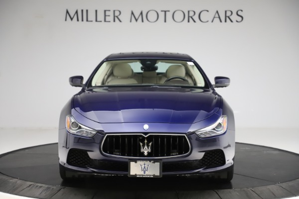 Used 2017 Maserati Ghibli S Q4 for sale $48,900 at Bentley Greenwich in Greenwich CT 06830 12