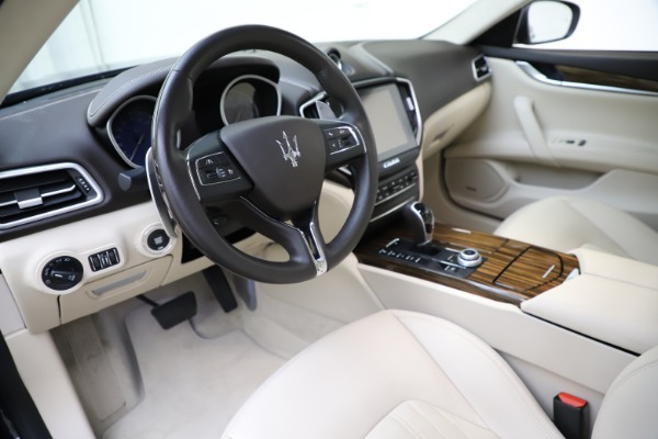 Used 2017 Maserati Ghibli S Q4 for sale $48,900 at Bentley Greenwich in Greenwich CT 06830 13
