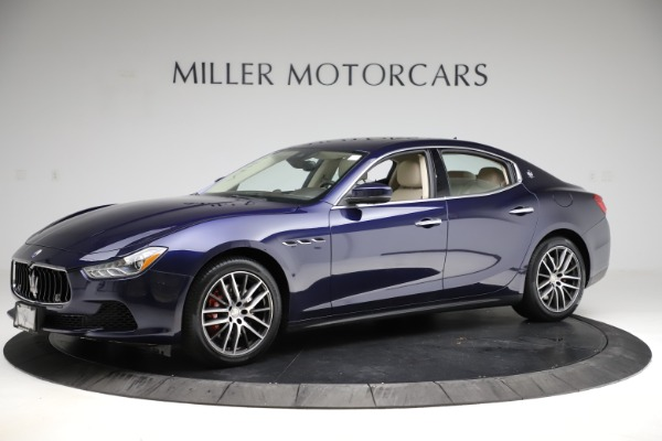 Used 2017 Maserati Ghibli S Q4 for sale Call for price at Bentley Greenwich in Greenwich CT 06830 2
