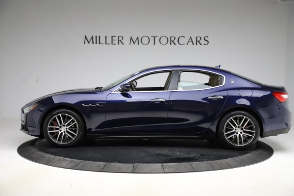 Used 2017 Maserati Ghibli S Q4 for sale Call for price at Bentley Greenwich in Greenwich CT 06830 3