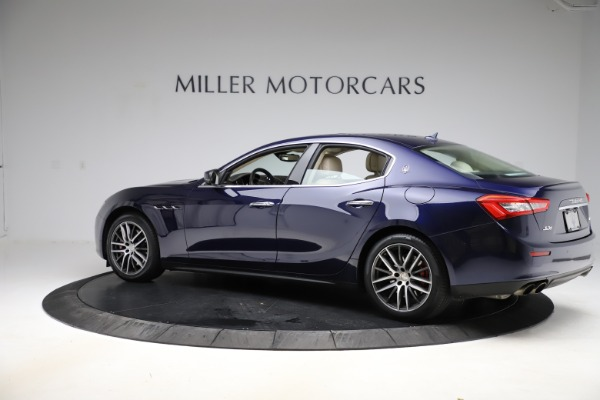 Used 2017 Maserati Ghibli S Q4 for sale $48,900 at Bentley Greenwich in Greenwich CT 06830 4
