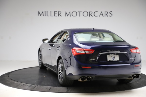 Used 2017 Maserati Ghibli S Q4 for sale Call for price at Bentley Greenwich in Greenwich CT 06830 5