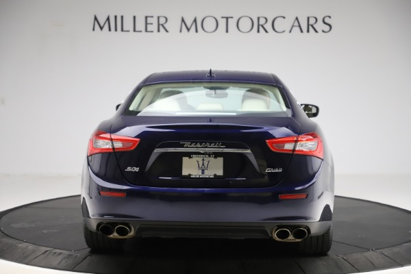 Used 2017 Maserati Ghibli S Q4 for sale $48,900 at Bentley Greenwich in Greenwich CT 06830 6