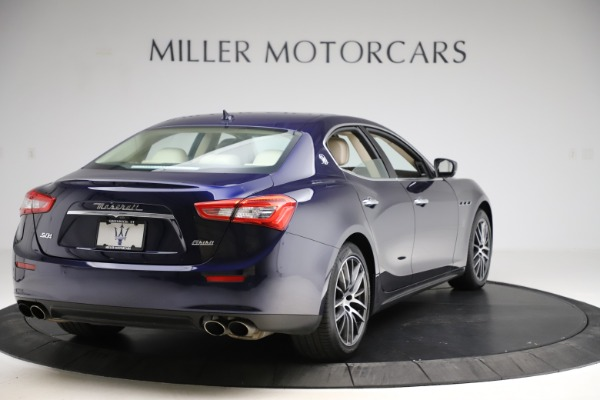 Used 2017 Maserati Ghibli S Q4 for sale $48,900 at Bentley Greenwich in Greenwich CT 06830 7