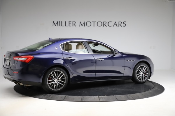 Used 2017 Maserati Ghibli S Q4 for sale $48,900 at Bentley Greenwich in Greenwich CT 06830 8