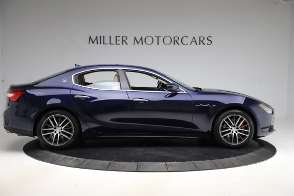 Used 2017 Maserati Ghibli S Q4 for sale $48,900 at Bentley Greenwich in Greenwich CT 06830 9