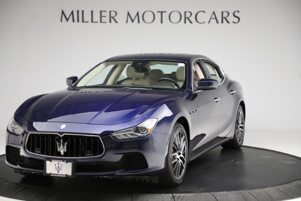 Used 2017 Maserati Ghibli S Q4 for sale $48,900 at Bentley Greenwich in Greenwich CT 06830 1
