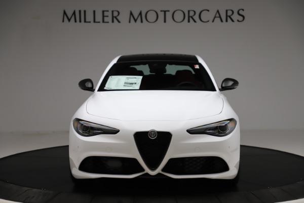 New 2020 Alfa Romeo Giulia Ti Sport Q4 for sale $52,395 at Bentley Greenwich in Greenwich CT 06830 12