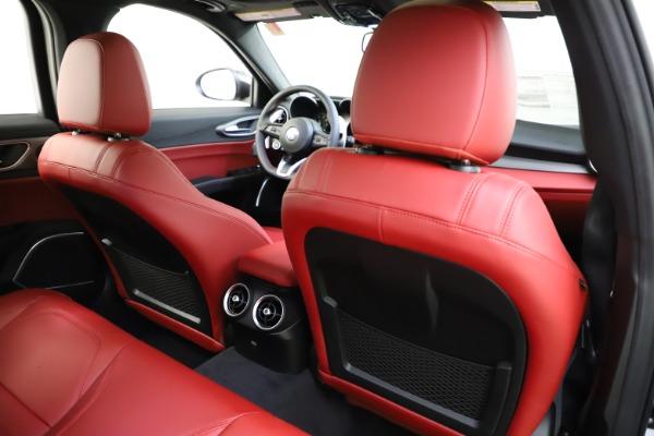 New 2020 Alfa Romeo Giulia Ti Sport Q4 for sale $52,395 at Bentley Greenwich in Greenwich CT 06830 27