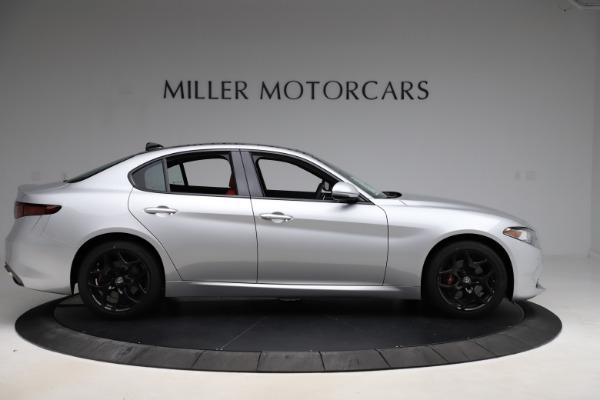 New 2020 Alfa Romeo Giulia Sport Q4 for sale Sold at Bentley Greenwich in Greenwich CT 06830 9