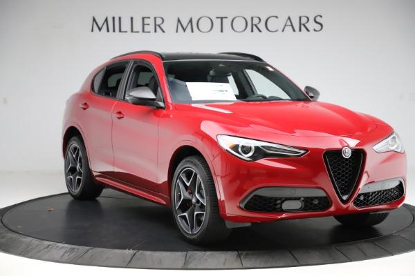 New 2020 Alfa Romeo Stelvio Ti Sport Carbon Q4 for sale $58,745 at Bentley Greenwich in Greenwich CT 06830 11