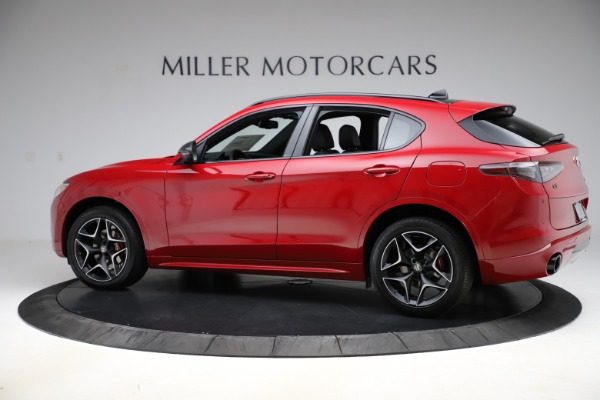 New 2020 Alfa Romeo Stelvio Ti Sport Carbon Q4 for sale $58,745 at Bentley Greenwich in Greenwich CT 06830 4
