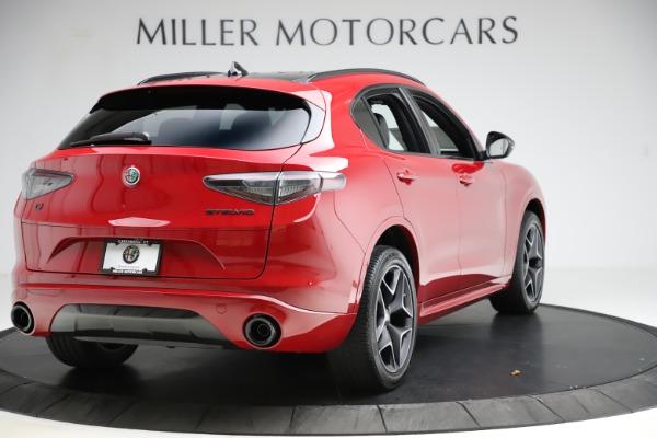 New 2020 Alfa Romeo Stelvio Ti Sport Carbon Q4 for sale $58,745 at Bentley Greenwich in Greenwich CT 06830 7