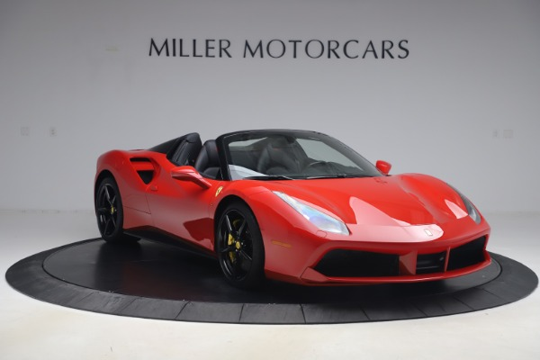 Used 2018 Ferrari 488 Spider for sale $286,900 at Bentley Greenwich in Greenwich CT 06830 11