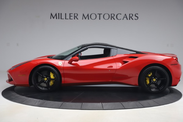 Used 2018 Ferrari 488 Spider for sale $286,900 at Bentley Greenwich in Greenwich CT 06830 13