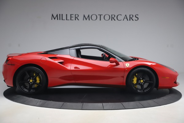 Used 2018 Ferrari 488 Spider for sale $286,900 at Bentley Greenwich in Greenwich CT 06830 14