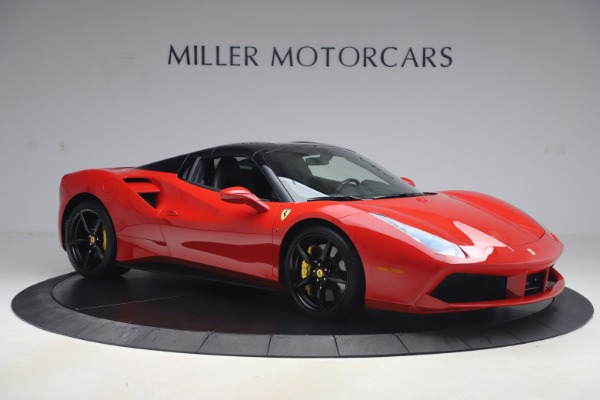 Used 2018 Ferrari 488 Spider for sale $286,900 at Bentley Greenwich in Greenwich CT 06830 15