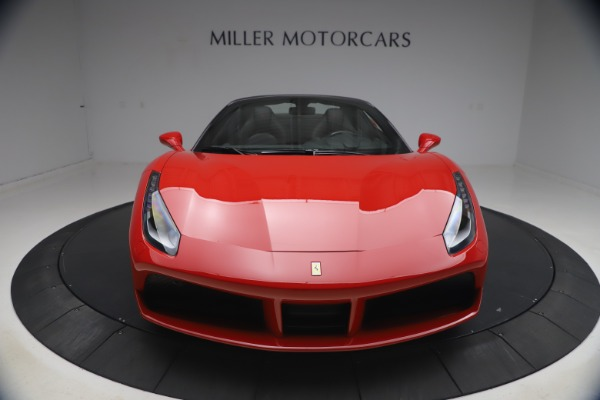 Used 2018 Ferrari 488 Spider for sale $286,900 at Bentley Greenwich in Greenwich CT 06830 16