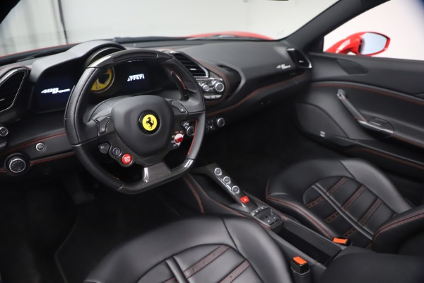 Used 2018 Ferrari 488 Spider for sale $286,900 at Bentley Greenwich in Greenwich CT 06830 17