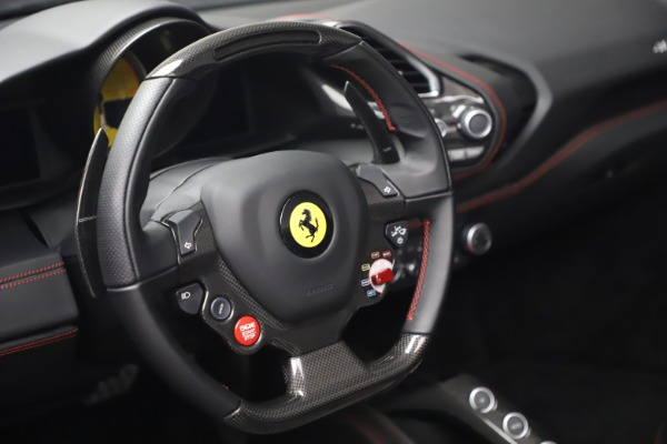 Used 2018 Ferrari 488 Spider for sale $286,900 at Bentley Greenwich in Greenwich CT 06830 22