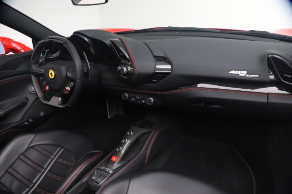 Used 2018 Ferrari 488 Spider for sale $286,900 at Bentley Greenwich in Greenwich CT 06830 23