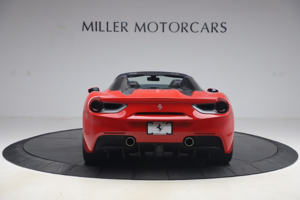 Used 2018 Ferrari 488 Spider for sale $286,900 at Bentley Greenwich in Greenwich CT 06830 6