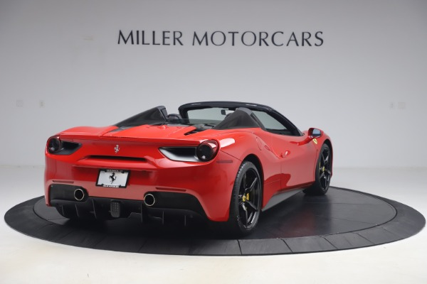 Used 2018 Ferrari 488 Spider for sale $286,900 at Bentley Greenwich in Greenwich CT 06830 7