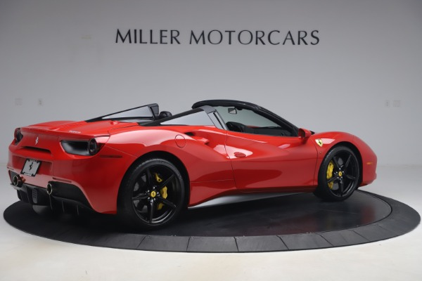 Used 2018 Ferrari 488 Spider for sale $286,900 at Bentley Greenwich in Greenwich CT 06830 8