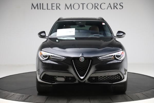 New 2020 Alfa Romeo Stelvio Ti Sport Q4 for sale Sold at Bentley Greenwich in Greenwich CT 06830 12