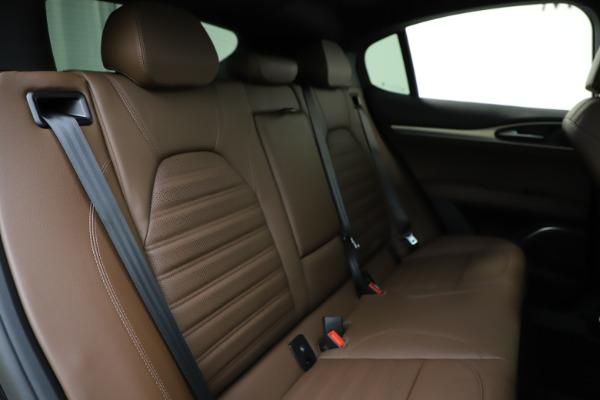 New 2020 Alfa Romeo Stelvio Ti Sport Q4 for sale Sold at Bentley Greenwich in Greenwich CT 06830 26