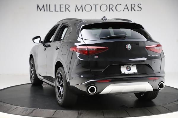 New 2020 Alfa Romeo Stelvio Ti Sport Q4 for sale Sold at Bentley Greenwich in Greenwich CT 06830 5