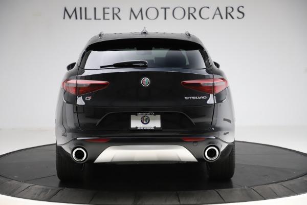 New 2020 Alfa Romeo Stelvio Ti Sport Q4 for sale Sold at Bentley Greenwich in Greenwich CT 06830 6