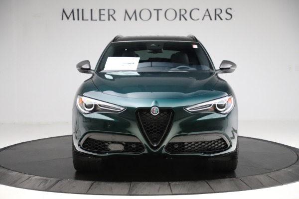 New 2020 Alfa Romeo Stelvio Ti Sport Carbon Q4 for sale Sold at Bentley Greenwich in Greenwich CT 06830 12