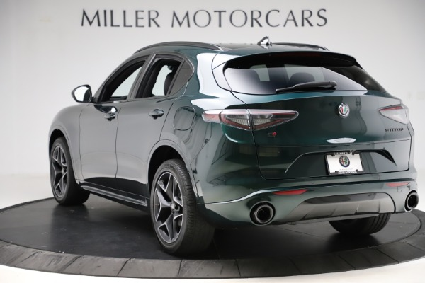 New 2020 Alfa Romeo Stelvio Ti Sport Carbon Q4 for sale Sold at Bentley Greenwich in Greenwich CT 06830 5