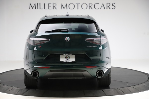 New 2020 Alfa Romeo Stelvio Ti Sport Carbon Q4 for sale Sold at Bentley Greenwich in Greenwich CT 06830 6