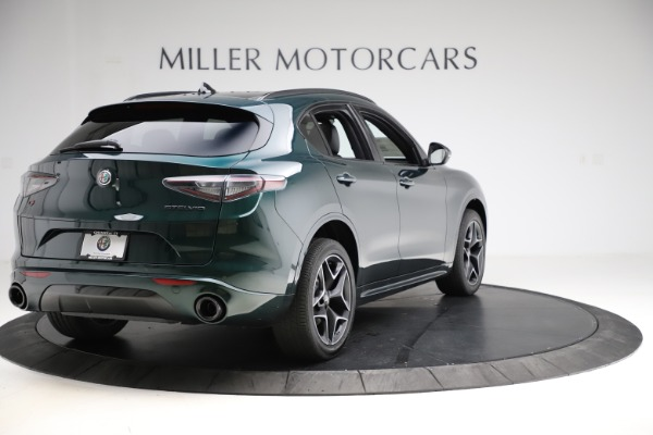 New 2020 Alfa Romeo Stelvio Ti Sport Carbon Q4 for sale Sold at Bentley Greenwich in Greenwich CT 06830 7