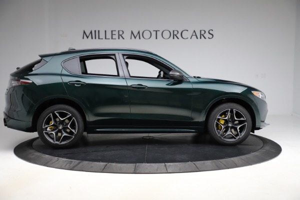 New 2020 Alfa Romeo Stelvio Ti Sport Carbon Q4 for sale Sold at Bentley Greenwich in Greenwich CT 06830 9