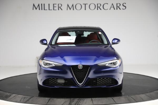 New 2020 Alfa Romeo Giulia Ti Q4 for sale $47,795 at Bentley Greenwich in Greenwich CT 06830 12