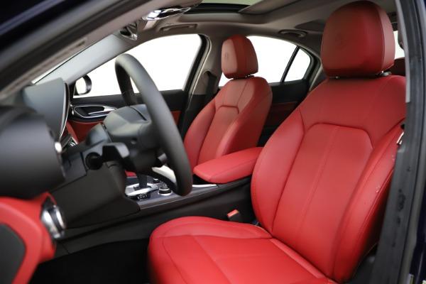 New 2020 Alfa Romeo Giulia Ti Q4 for sale Sold at Bentley Greenwich in Greenwich CT 06830 15