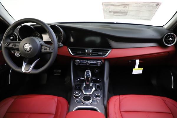 New 2020 Alfa Romeo Giulia Ti Q4 for sale $47,795 at Bentley Greenwich in Greenwich CT 06830 16