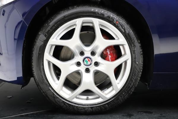 New 2020 Alfa Romeo Giulia Ti Q4 for sale Sold at Bentley Greenwich in Greenwich CT 06830 27