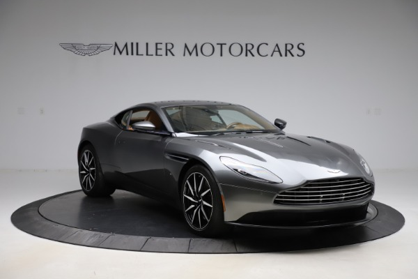 Used 2017 Aston Martin DB11 for sale $155,900 at Bentley Greenwich in Greenwich CT 06830 10