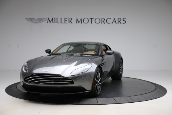 Used 2017 Aston Martin DB11 for sale $155,900 at Bentley Greenwich in Greenwich CT 06830 11
