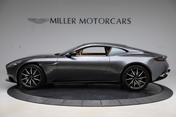 Used 2017 Aston Martin DB11 for sale $155,900 at Bentley Greenwich in Greenwich CT 06830 2