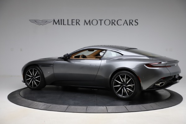 Used 2017 Aston Martin DB11 for sale $155,900 at Bentley Greenwich in Greenwich CT 06830 3