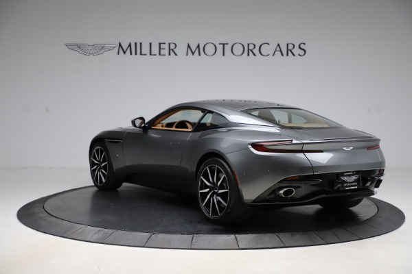 Used 2017 Aston Martin DB11 for sale $155,900 at Bentley Greenwich in Greenwich CT 06830 4