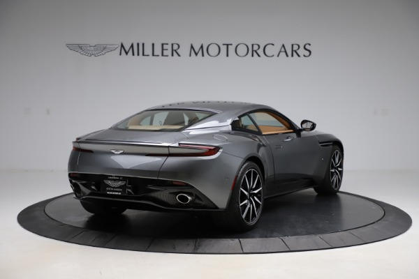 Used 2017 Aston Martin DB11 for sale $155,900 at Bentley Greenwich in Greenwich CT 06830 6