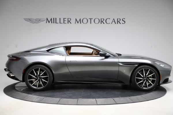 Used 2017 Aston Martin DB11 for sale $155,900 at Bentley Greenwich in Greenwich CT 06830 8